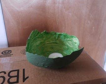 Dragon Egg Candle Holders - Emerald