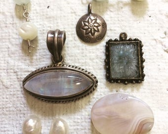 Pearl & Silver collection