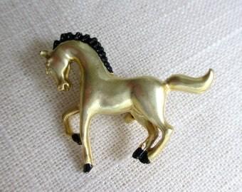 Vintage Horse Pin