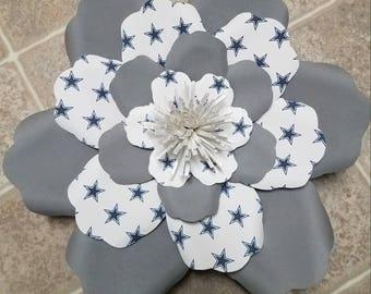 Paper Flower Templates #3,4,5