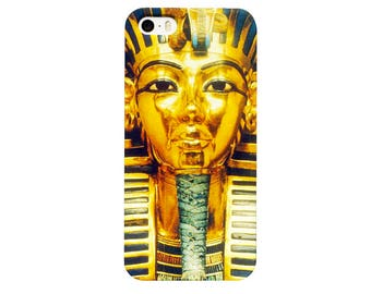 Pharaoh Phone Case - iPhone 6 Plus Case - iPhone 6 case - iPhone 5 Case Samsung Galaxy S3 S4 S5 S7