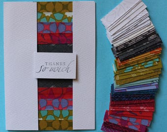 Washi Thin Strips, Alison Glass, 76 Collection, Planner, Cardmaking