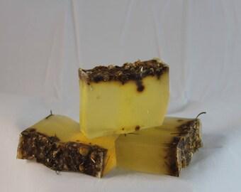 Honey Infused Chamomile Soap