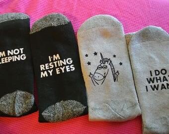Cheeky Socks