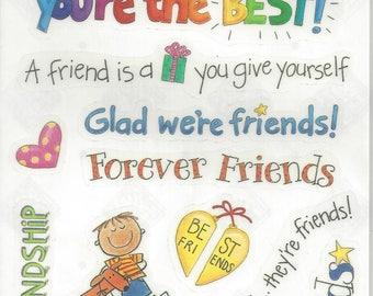 MAMBI ~ Friendship Sayings ~ Me & My Big Ideas