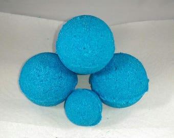 Caribbean Blue Euphoria Bath Bomb