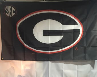 University Of Georgia Flag