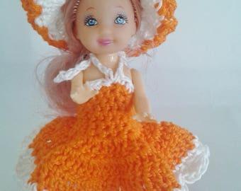 vêtement poupée shelly de barbie