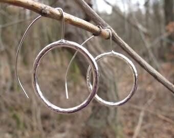 Earrings in steringsilver