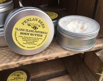 Body Butter Ylang Ylang & Patchouli