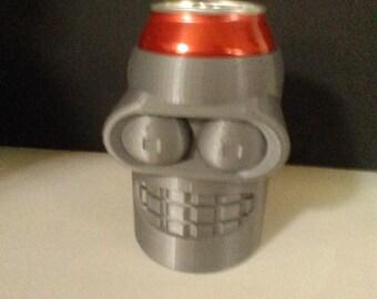 Bender can cooler