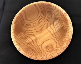 Bowl, small made from blackthorn (2)