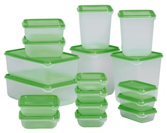 Containers (Different Amounts)