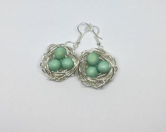 Mint Bird's Nest