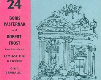 The Paris Review No. 24, Summer-Fall 1960
