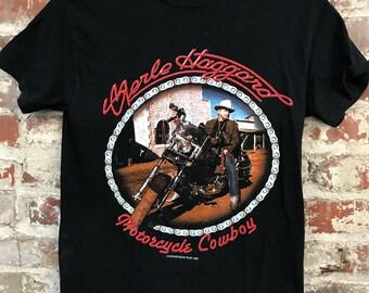 Vintage Merle Haggard T Shirt