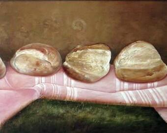 speaking of bread