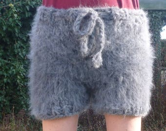 Mohair Trousers Shorts