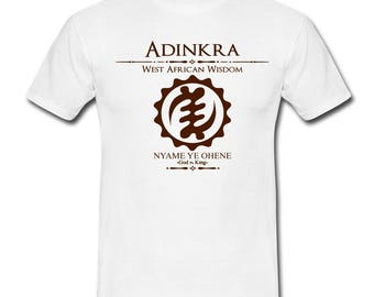 Adinkra God is king