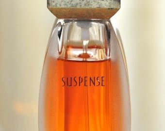 Suspense Lancetti Eau De Parfum Woman Edp 30ML 1 Fl. Oz. Rare Vintage Old 1993