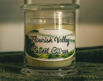 Sweet Citrus - 9.0 oz Candle
