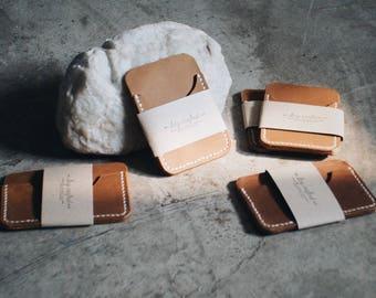 Leather Card Holder, business card holder leather, card holder, Personalised Business Card Holder, Credit card case