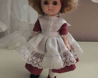 Unmarked 7.5 Vogue Ginny doll??
