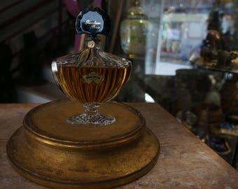 Vintage SHALIMAR GUERLAIN PARIS perfume bottle