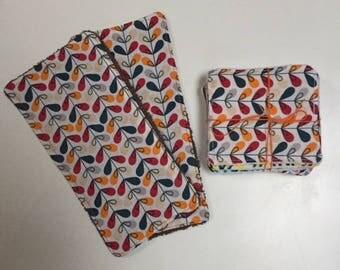 Birth Kit - Washable cloth - washable cotton - Micro Fiber organic bamboo