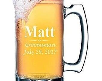 Custom Beer Mug