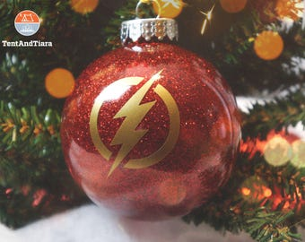 The flash ornament | Etsy