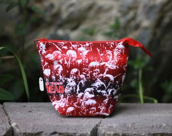 Walking Dead Pouch