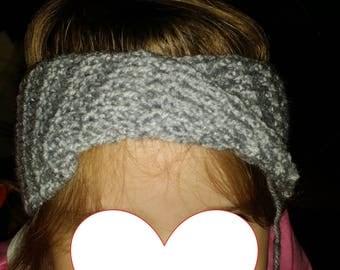 Crochet Headband/Earwarmers