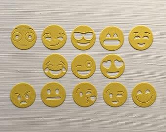 Emojis Die Cuts