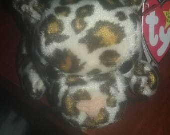 Freckles Beanie Baby mint condition