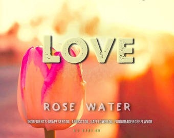 Love Rose Water
