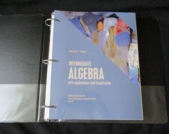 Intermediate Algebra Custom Math 051 HACC