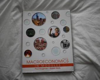 Macroeconomics in Modules (3rd Edition)