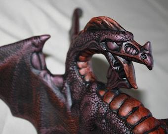 dragon statue,dragon figurine,dragon sculpture,ceramic dragon, Treasure Dragon