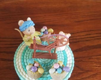 Vintage Enesco Music Box