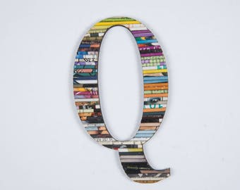 Recycled Rolled Magazine Paper - Q