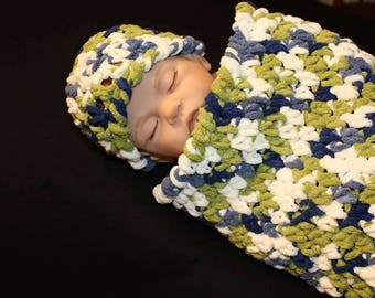 2 Piece Newborn Cocoon Set