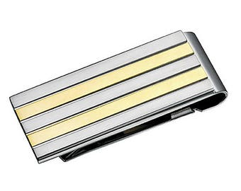 Stainless Steel Money Clip (sm39)