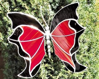 Tiffany Butterfly Gartendeko home decor gift for the garden friends acquaintances