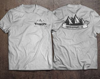Trech Apparel Co. T-Shirt/Gray