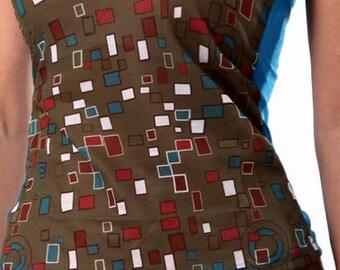 Tank Top Set, Sleeping Wear, Underwear, Colourful, Panty, Top,
