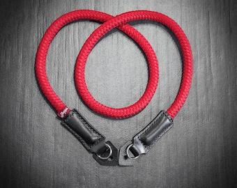 Stroppa Flex - cuerda y cuero correa de la cámara