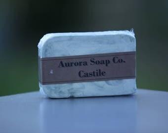 3 Soap Bars - Castile - Handcrafted Artisan Soap Bars