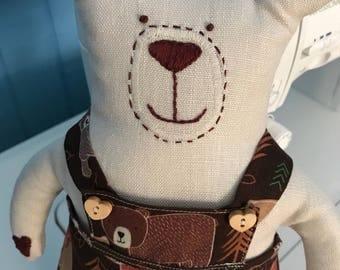 Teddy Bear Handmade Soft Toy