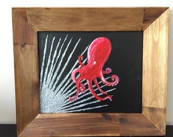 Jazzed Octopus